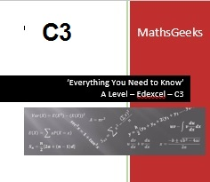 C3 A LEVEL Everything You Need to Know