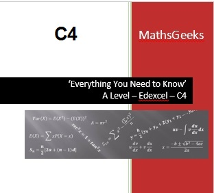 C4 A LEVEL Everything You Need to Know