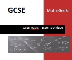 GCSE Exam Technique
